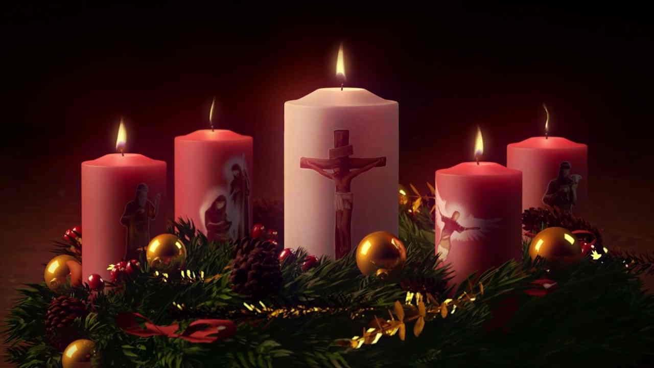 Miniatura per l'articolo intitolato:Commenti ai Vangeli dell'Avvento del nostro Vescovo