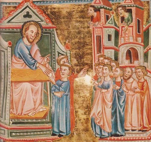 Miniatura per l'articolo intitolato:secondo Incontro rassegna al Pozzo: Timoteo e Febe