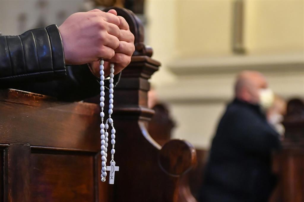 Miniatura per l'articolo intitolato:In preghiera con le famiglie